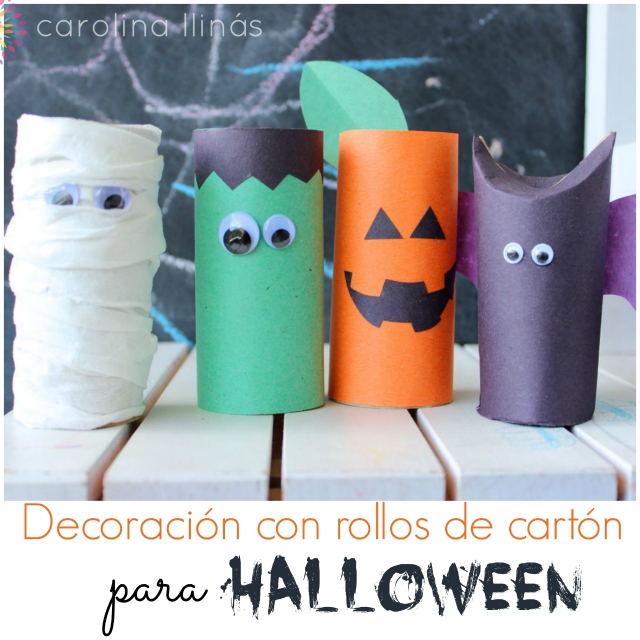 Nuestro mundo creativo blog de creatividad infantil for Decoracion halloween manualidades
